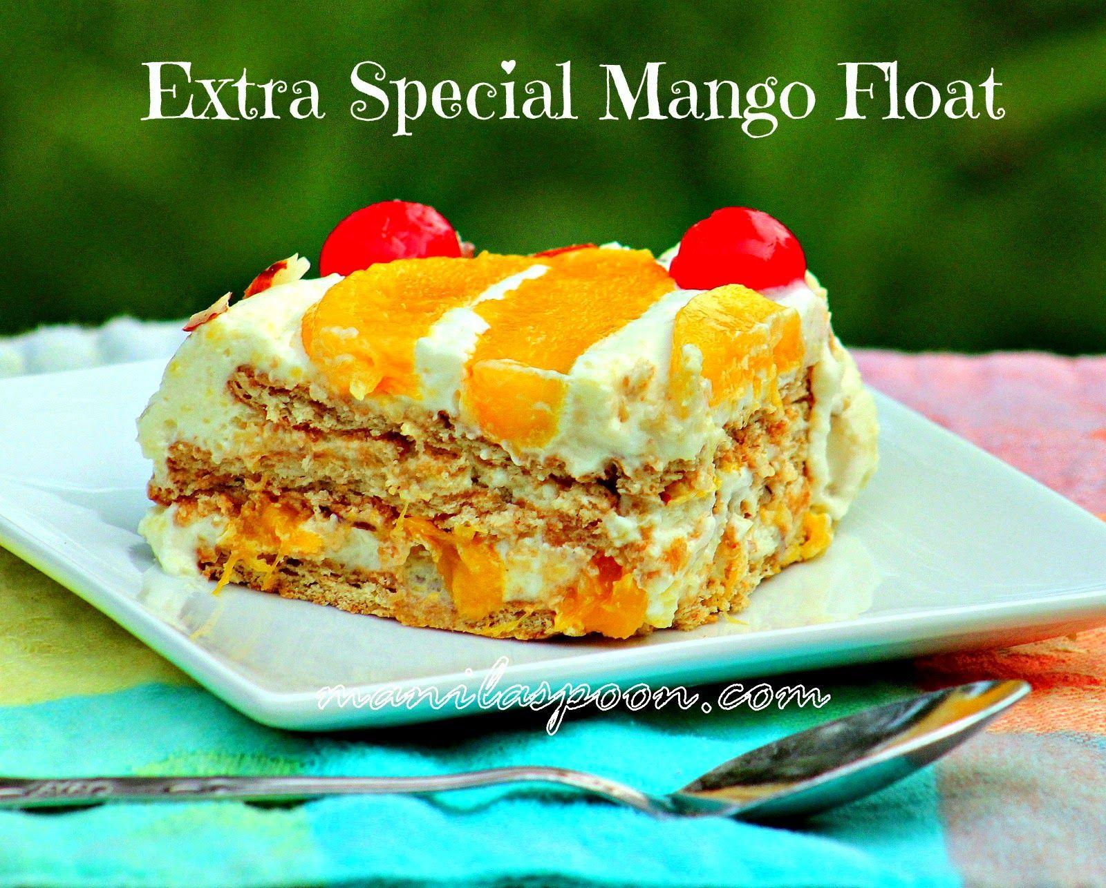 recipe: mango dessert recipe no bake [32]
