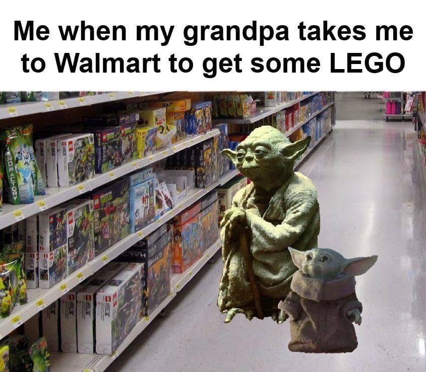 Pin By Leifr The Glacial On Ignore This Yoda Meme Funny Memes Funny Pictures