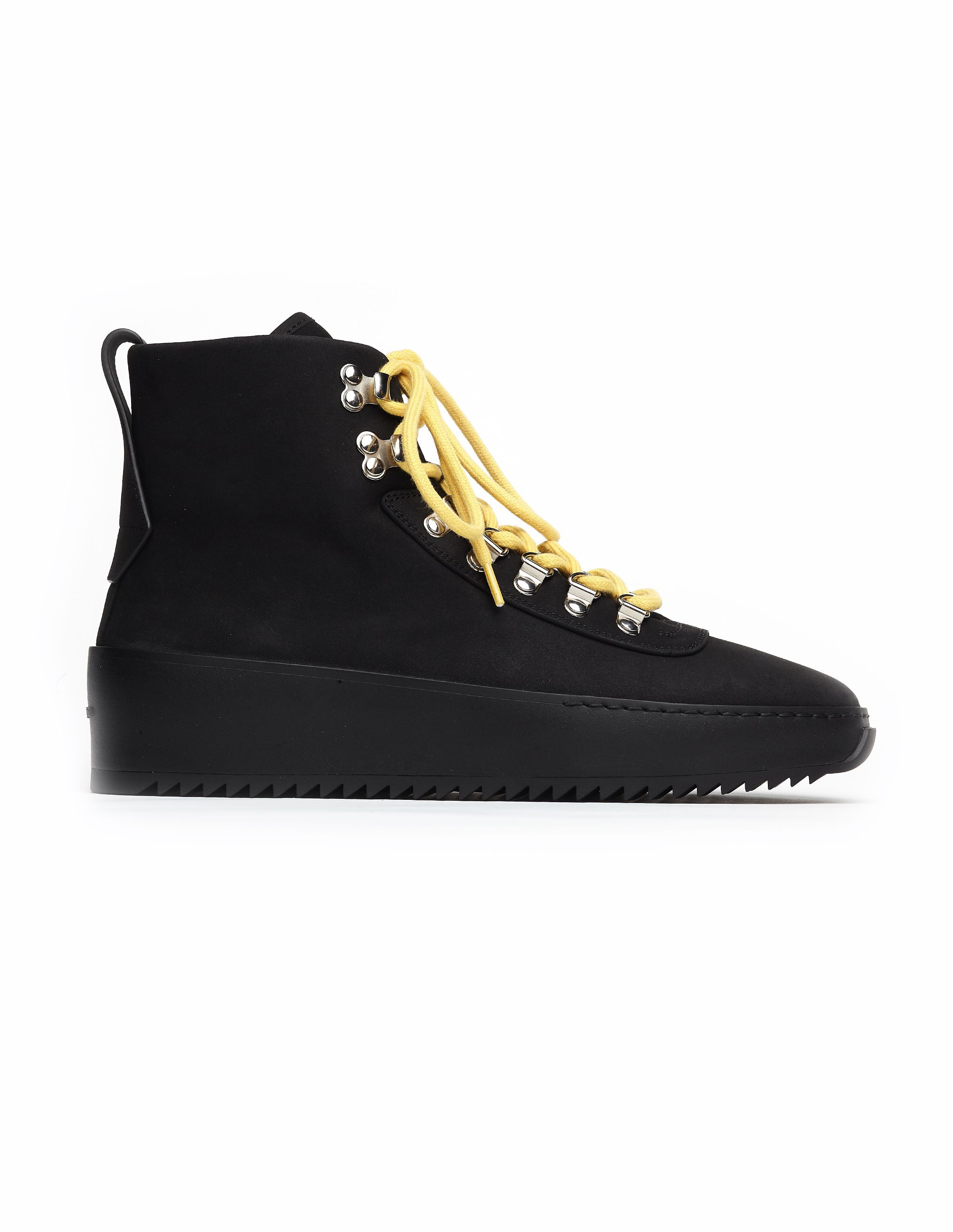Fear of God Black Hiking Boots sYAuLEX
