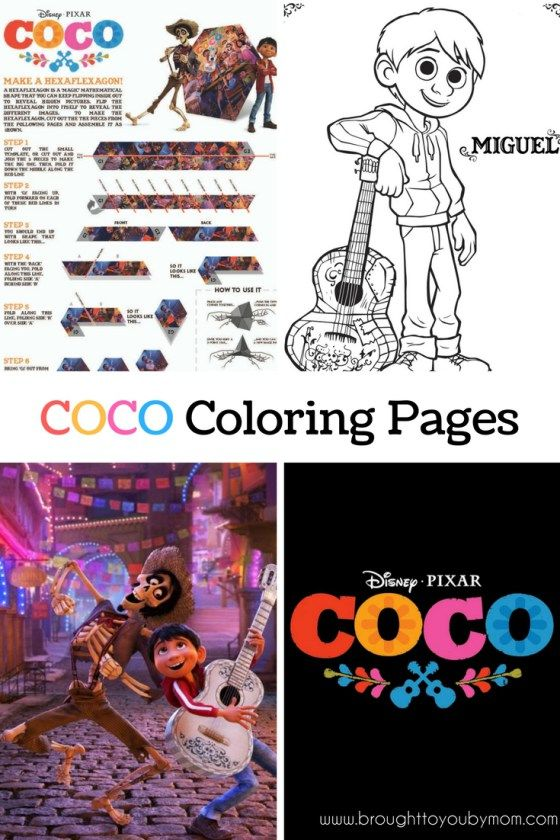 Fresh Disney Coco Crafts