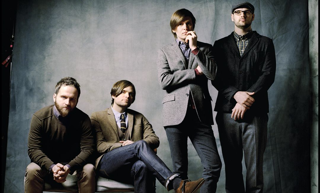 Death Cab for Cutie. All time favorite.