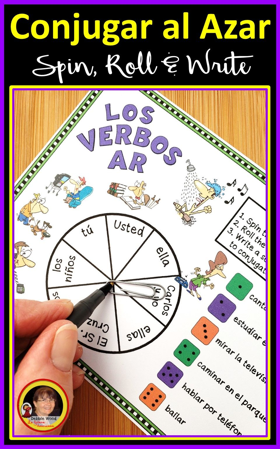 Spanish Present Tense Verbs Spanish Teaching Resources Spanish Language Learning Spanish Verbs [ 1536 x 960 Pixel ]