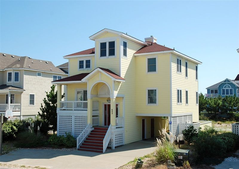 Twiddy Outer Banks Vacation Home Changes in Attitudes Corolla