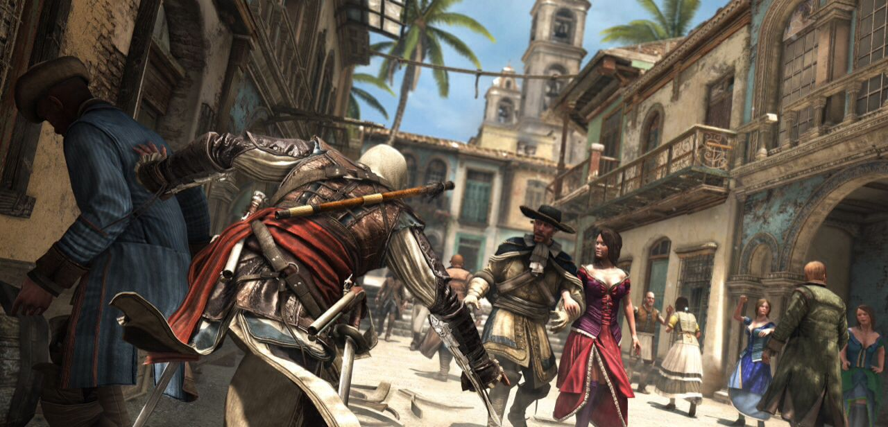 Screenshot From Assassin S Creed Iv Black Flag