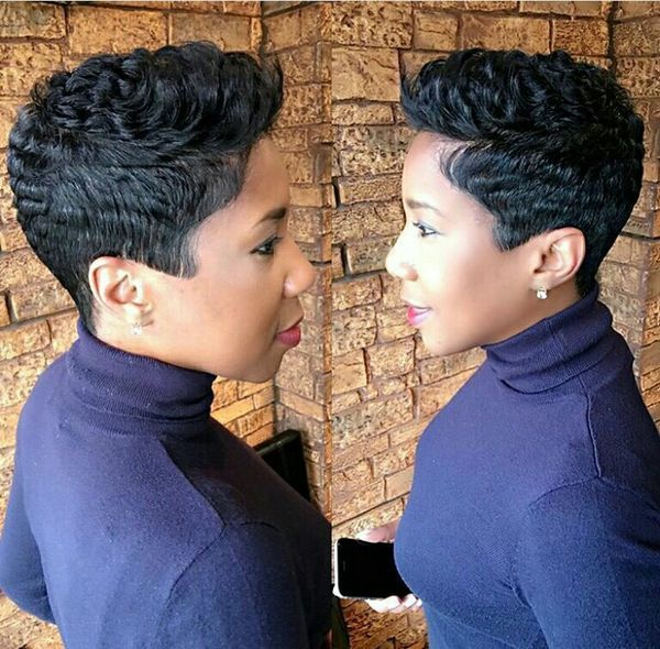 50 Awesome Black Short 27 Piece Hairstyles