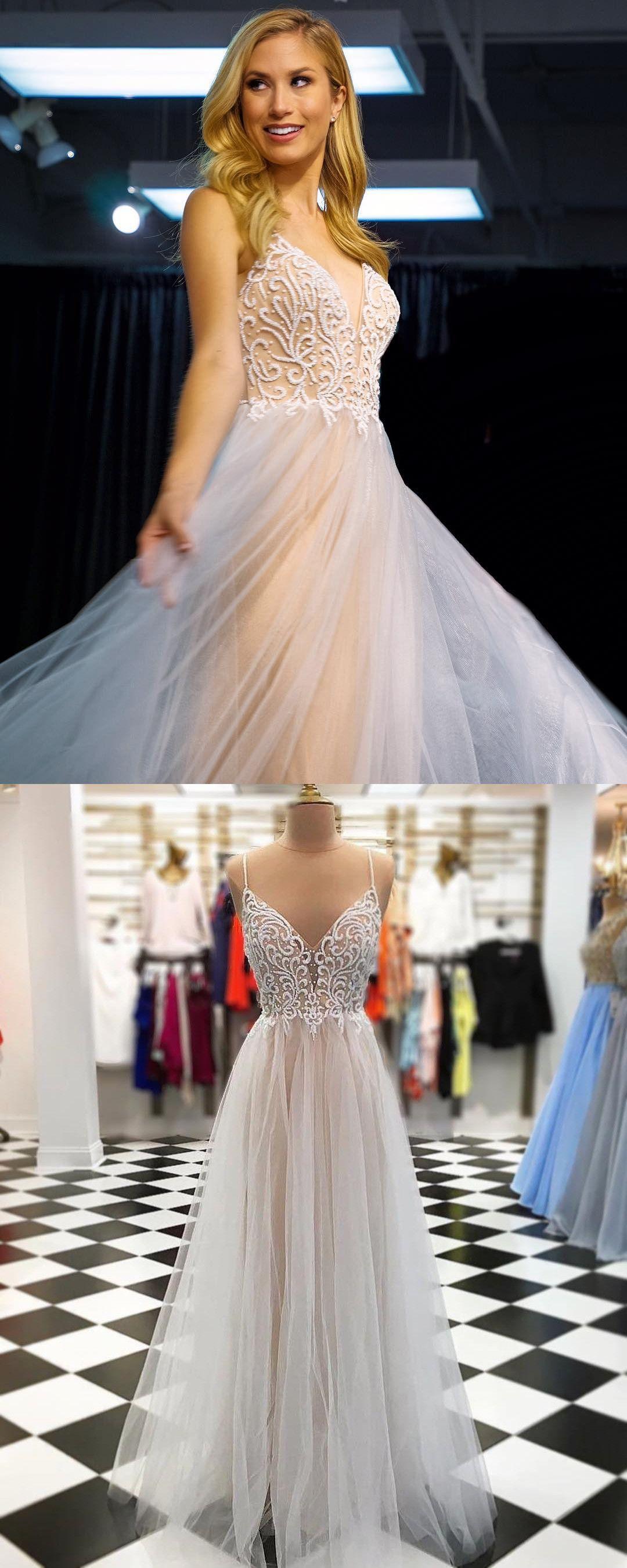 Gorgeous prom dresses long prom dresses white prom dresses