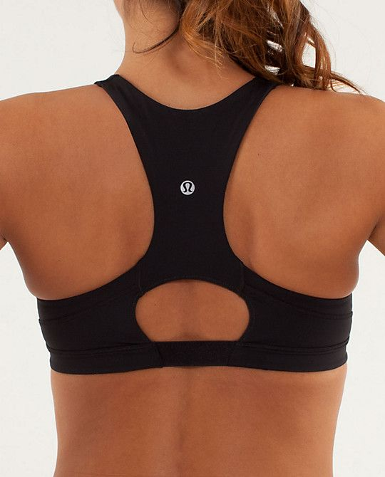 3aa92257a1f20 Top Speed Bra by Lululemon - aka the best running sports bra ever. Want!