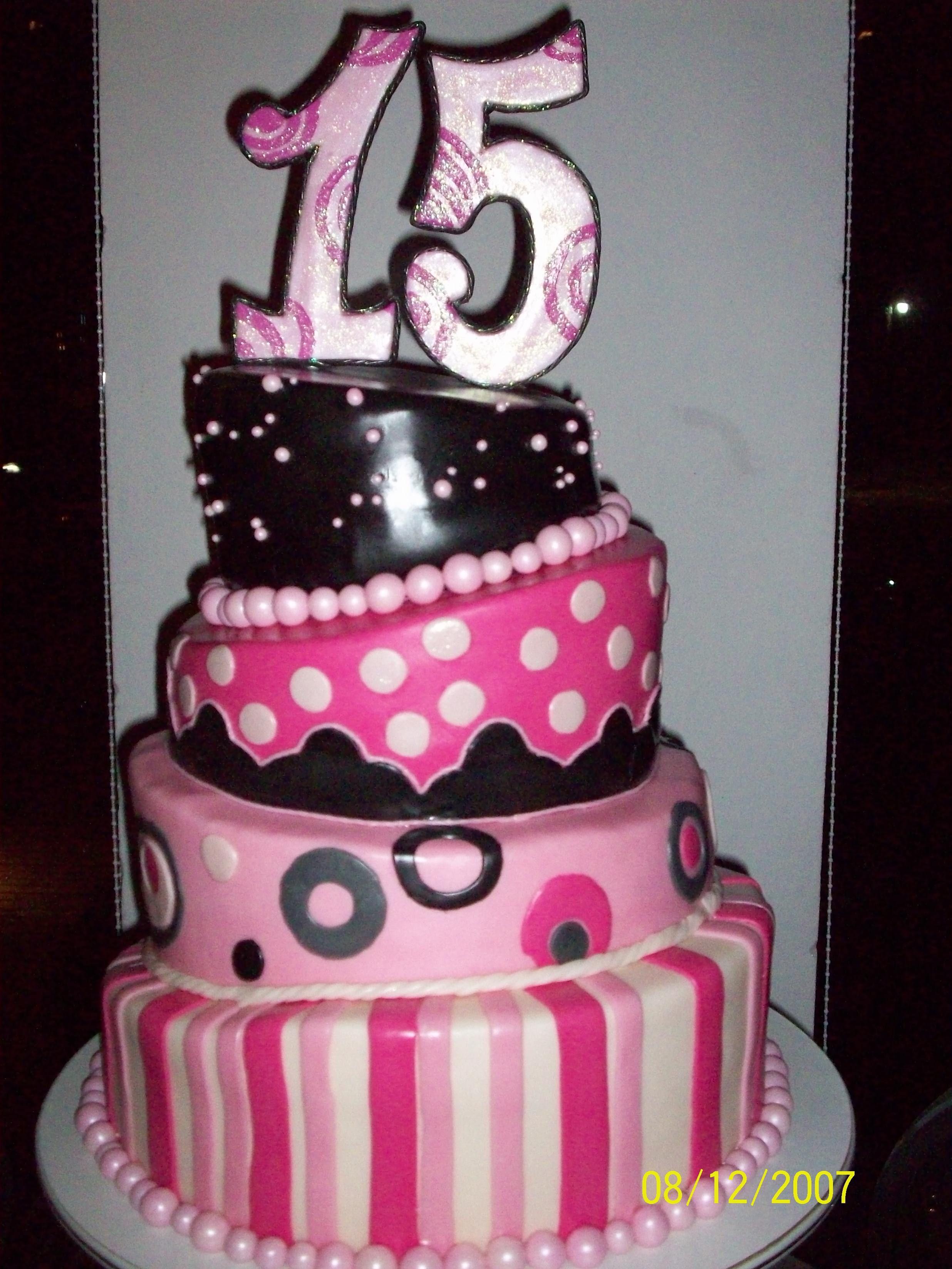 tortas para 15 años | Mis 15 | Pinterest | Búsqueda y Pastel