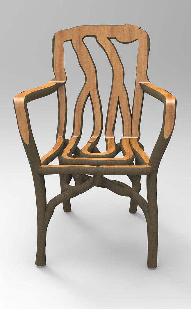 3 Trends In Biomimicry Furniture Chair Tree Furniture