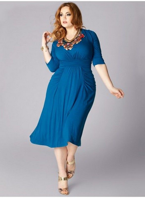 cutethickgirls.com plus size dress for wedding guest (28) #cuteplus ...