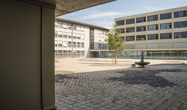 BryumSchulhaus SandgrubenBuero fuer urbane Interventionen und Landschaftsarchitektur