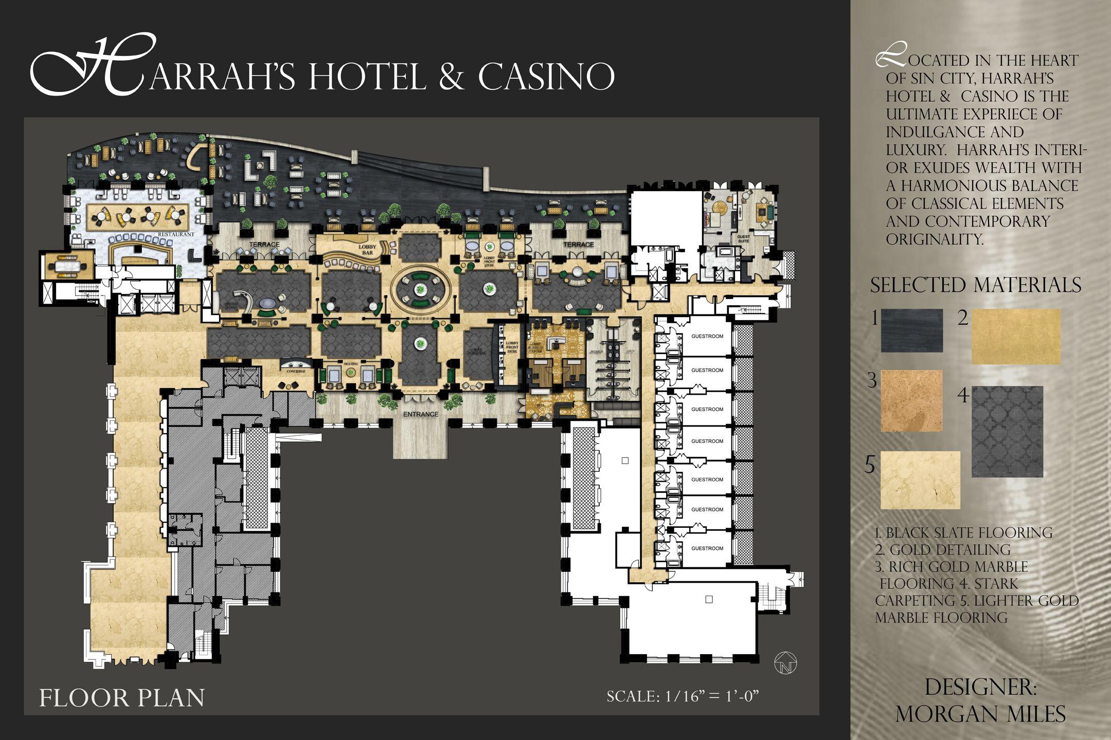 Hotel Floor Plan Design: Hotel Floor Plan