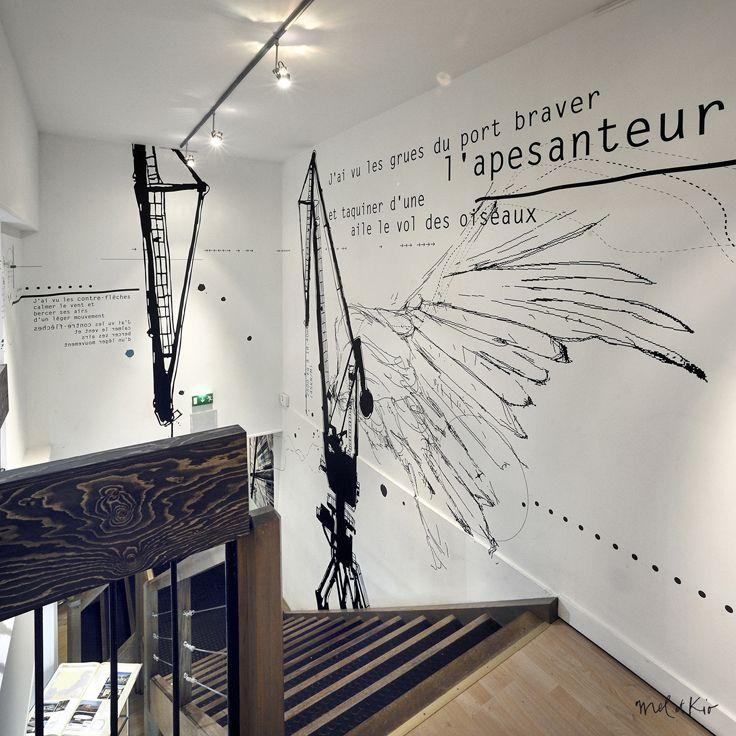 Exposition #artmural et #designmural Périgraphies urbaines © à la