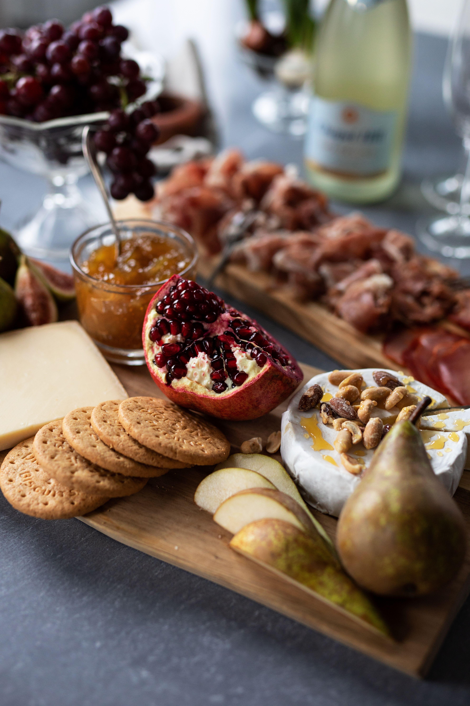 Snack tips for sparkling wine | Tips på tilltugg för bubblet och minglet