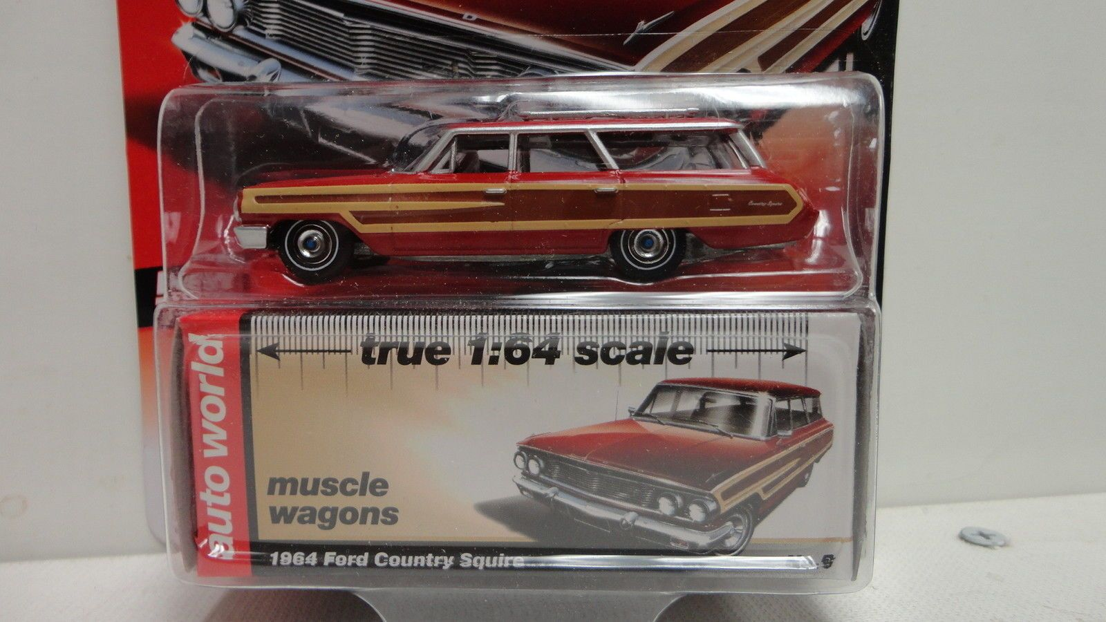 http://www.ebay.com/itm/Auto-World-1964-FORD-COUNTRY-SQUIRE-Red ...