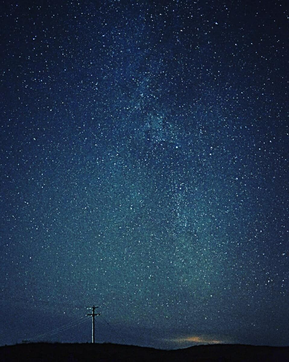 """Laird Robert Towns on Instagram """"Milky Way Just an amazing evening"""