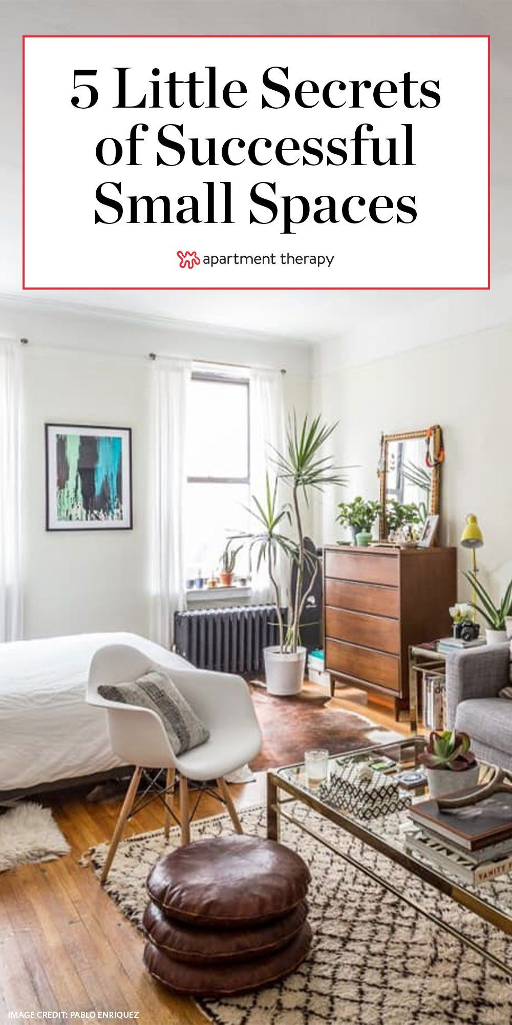 5 Sneaky Little Secrets Of Successful Small Spaces In 2020 Small