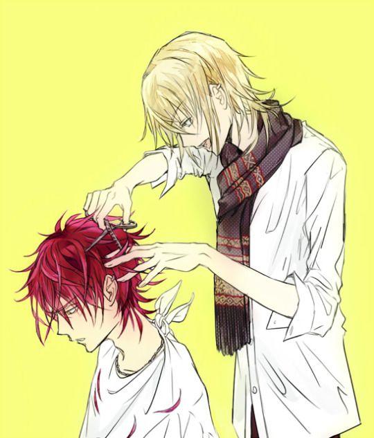 cutting hair mikototsu