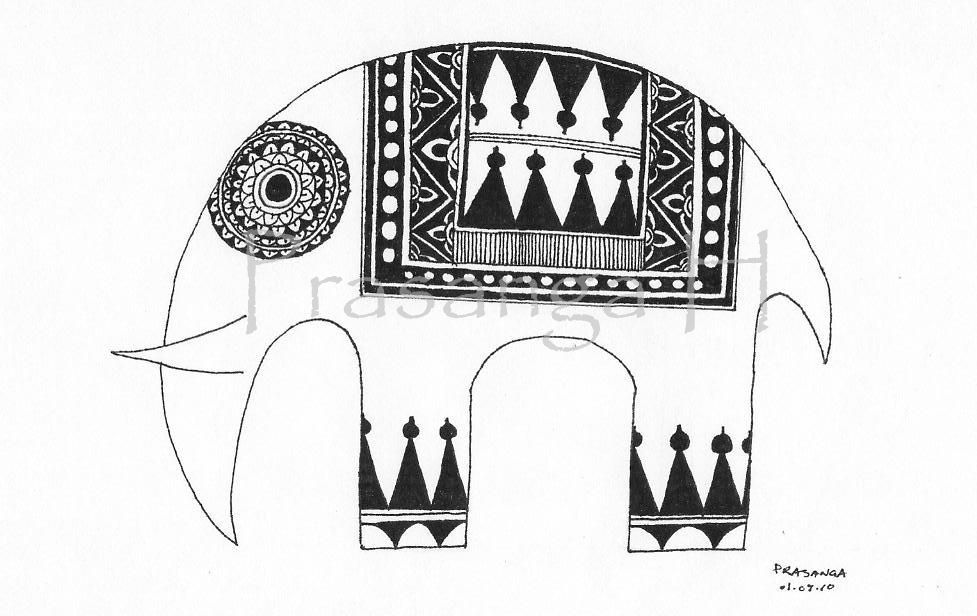 National Dress Clipart Sinhala Pencil And In Color - Modern Home
