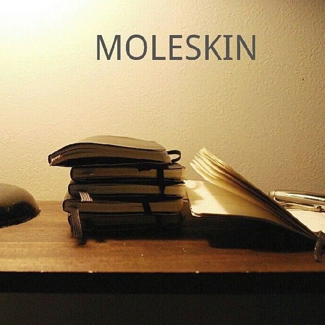 MOLESKIN  #StyleForMen