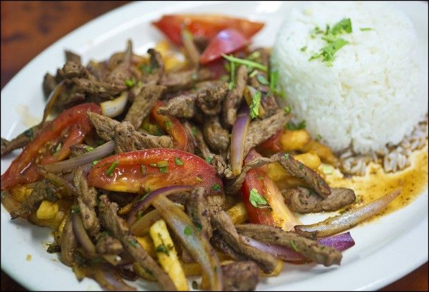 Lbc Pick Of The Week Lomo Saltado At Mi Ranchito With Images