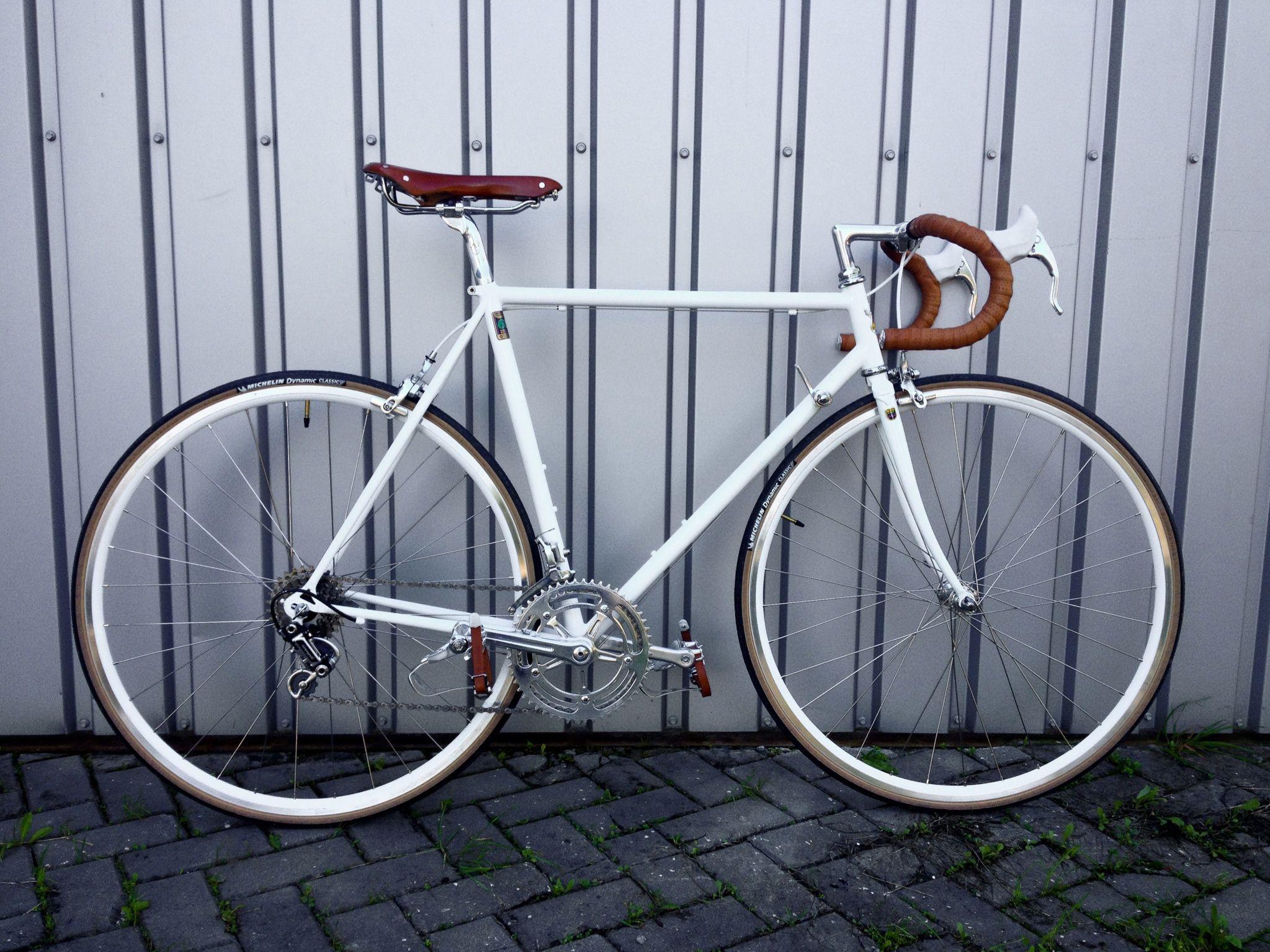 Masil Vintage Road Bike Campagnolo Group Road Bike Vintage Bicycle Bike Restoration