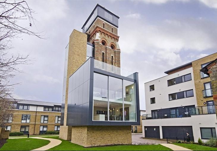 The Water Tower, Kennington, London, SE1   Was Showcased On Grand Designs.
