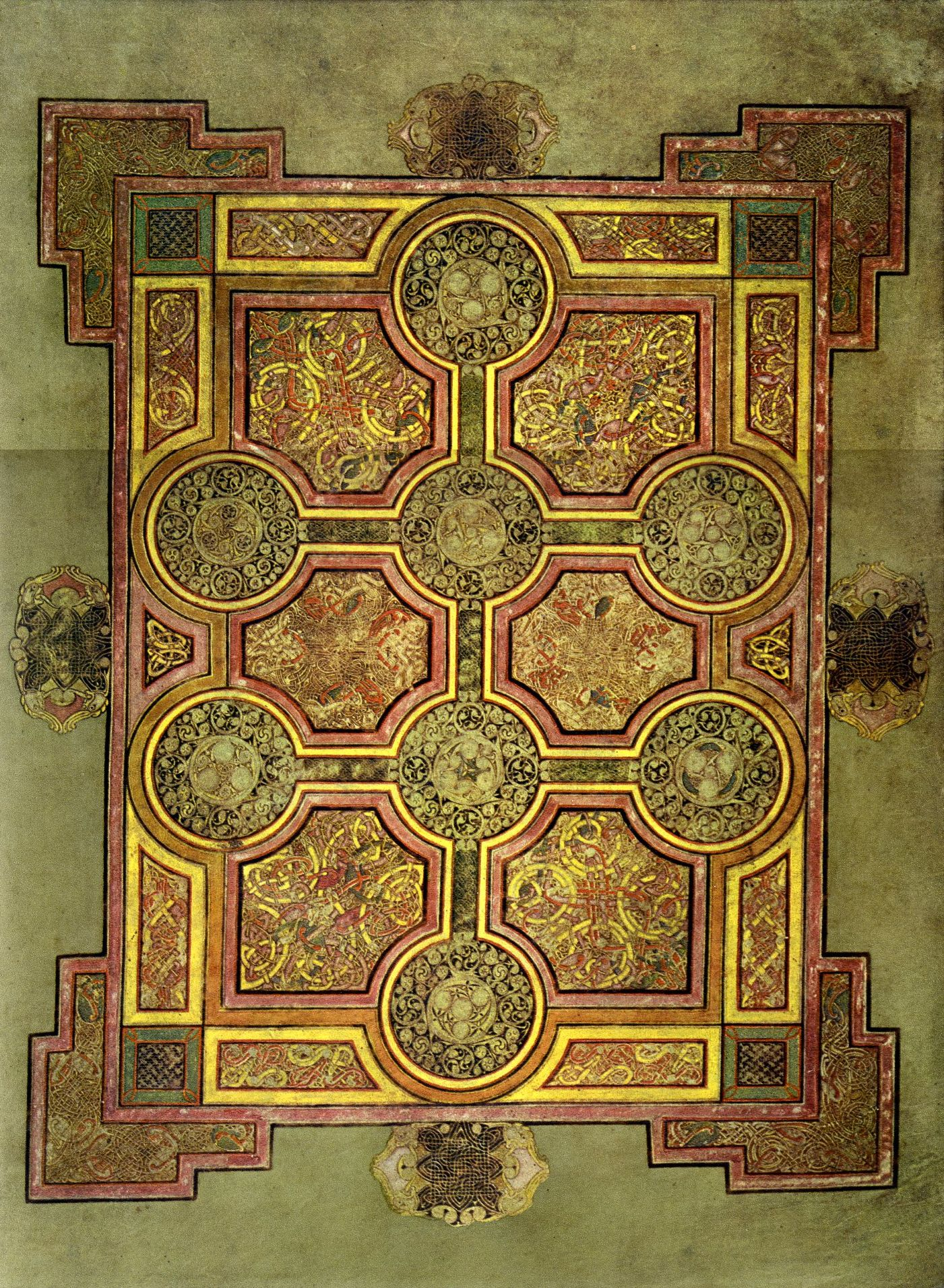 Pin by vicky on coloring for adults pinterest for Book of kells coloring pages