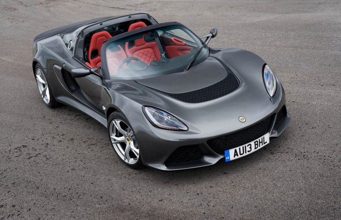 The Lotus Exige 265e Is All Because Muscles Rolls Biofuel