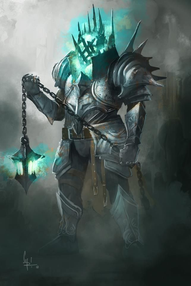 Guild Wars 2 Fan Art Character Art Fantasy Monster Art