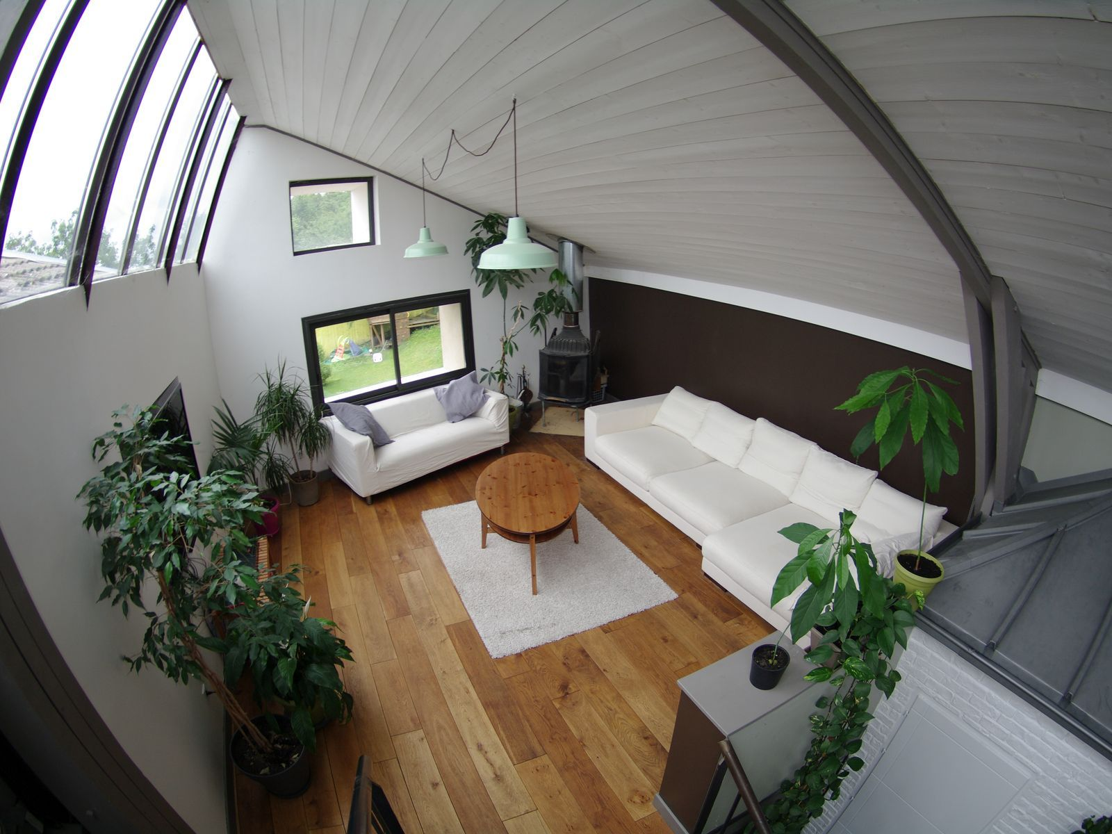 Rénovation Loft par Architecture d intérieur