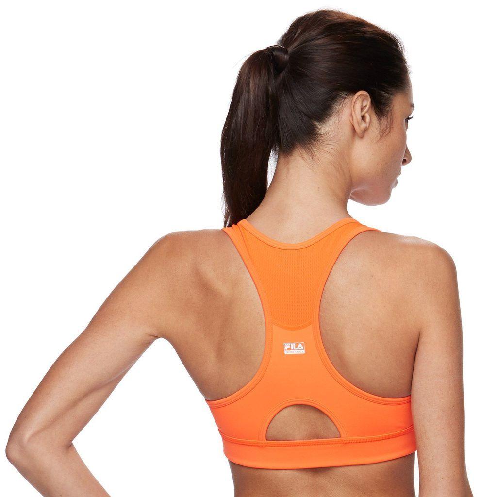 FILA SPORT® Performance Running MediumImpact Sports Bra