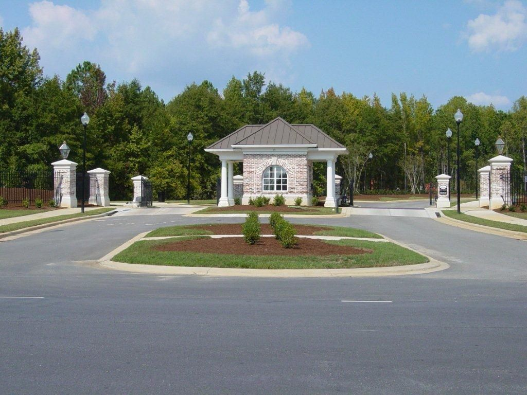 Flowers Plantation Gated Community Commercial Top Level