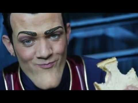 From Stefan Stefansson Robbie Rotten Of Lazy Town We Are Number One Is The Meme Of The Year Thanks To You All Stefan Karl Robbie Rotten Karl Stefansson
