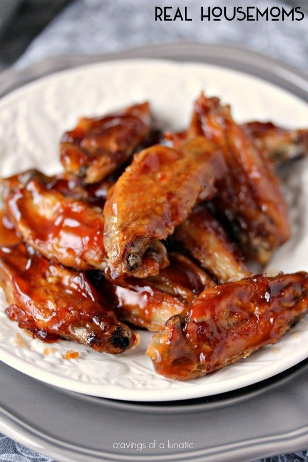 Root beer chicken wings real housemoms main dish chicken sweet and sticky root beer chicken wings are totally easy to make and absolutely delicious forumfinder Choice Image