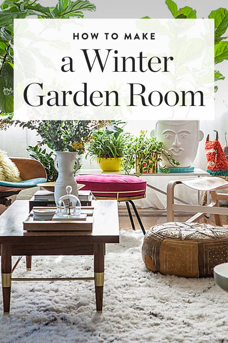 U0027Winter Garden Roomsu0027 Are The New U0027She Shedsu0027 (and Theyu0027re Easy To Make  Yourself)