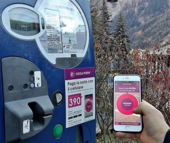 Valle #d'Aosta: #Courmayeur #l'app EasyPark attivata nel piazzale della funivia Val Veny (link: http://ift.tt/2aWaUDp )