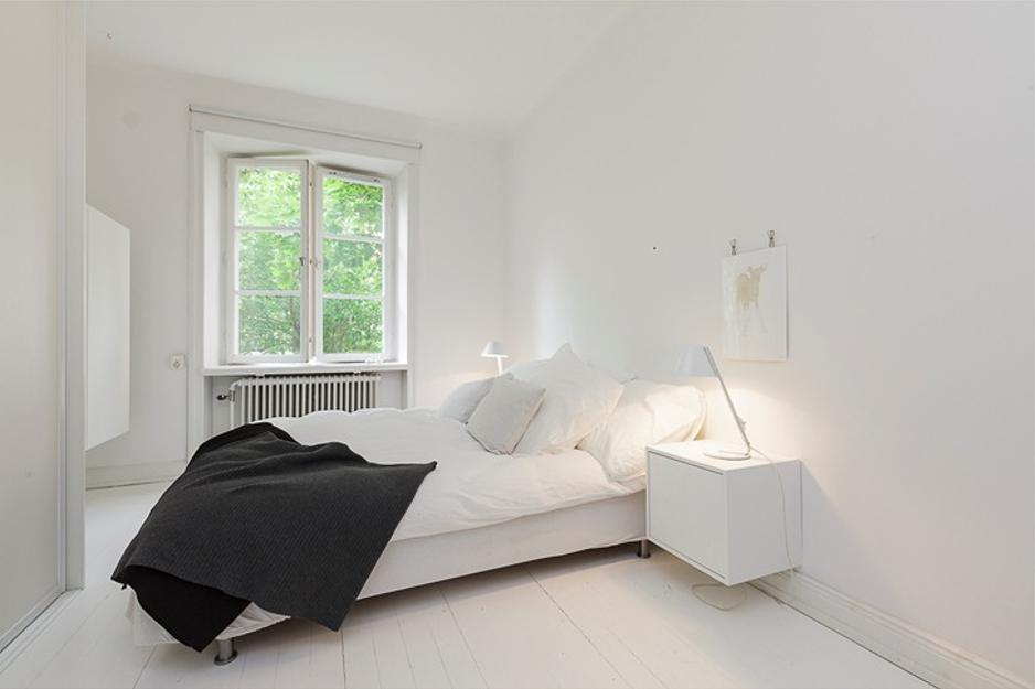 Kleine Minimalistische Slaapkamer : Pin van sabbbanana op ❖ interior pinterest slaapkamers