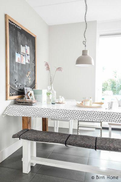 Delicadeza y luz holandesa. Una decoracion de tonalidades gris