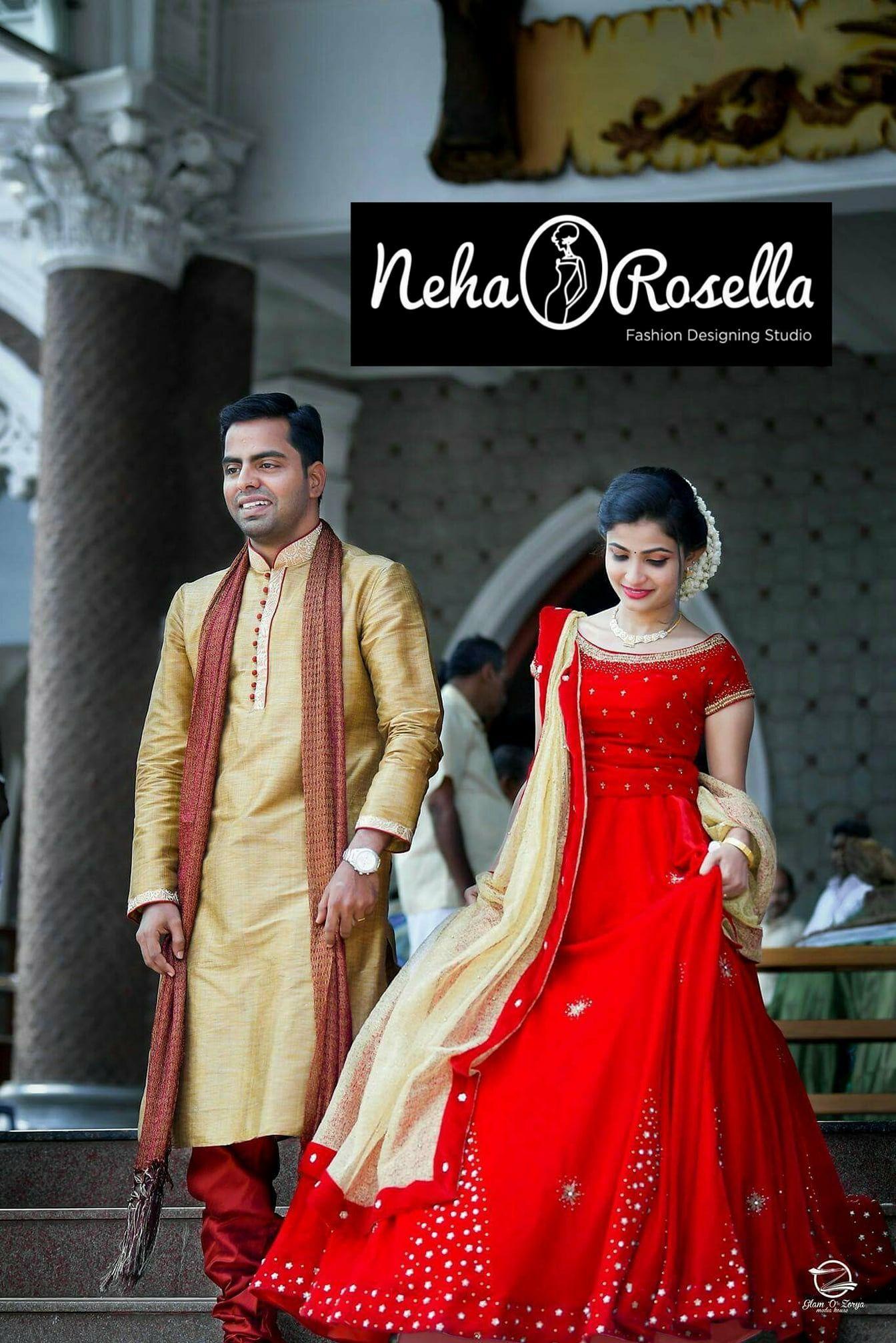 Bridal Dress Designers In Kerala