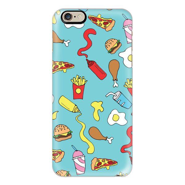 fast food iphone 7 case iphone 7 plus case iphone 7 cover