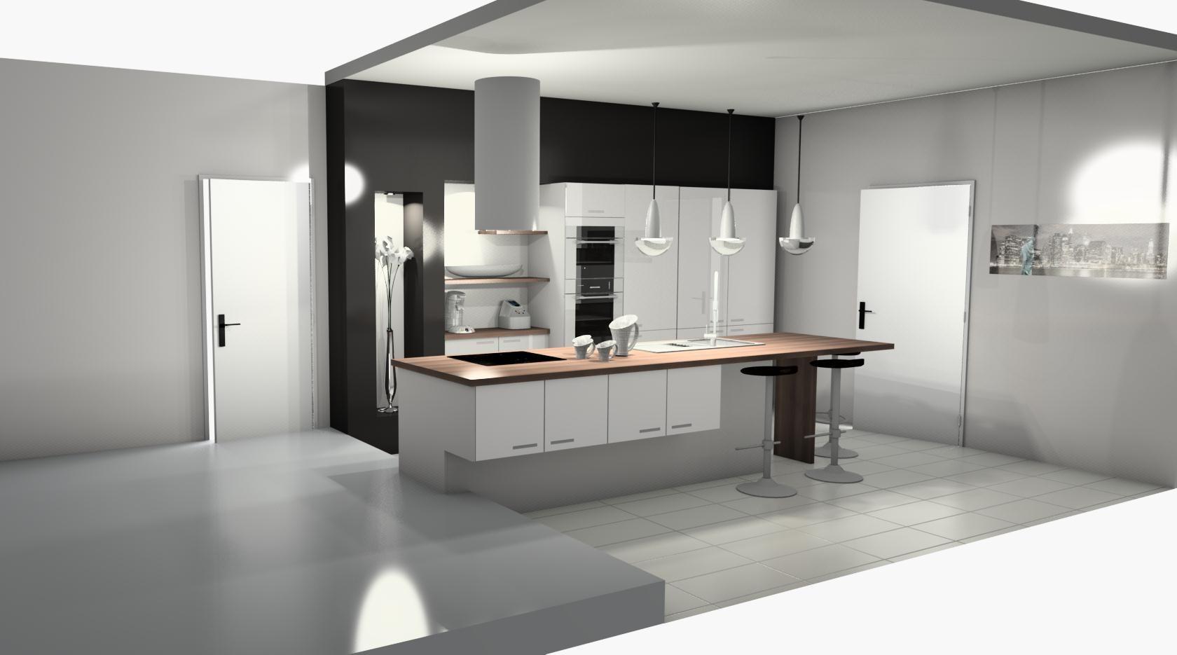 Elegant cuisine allemande marque cuisine leicht u for Fabricant cuisine allemande