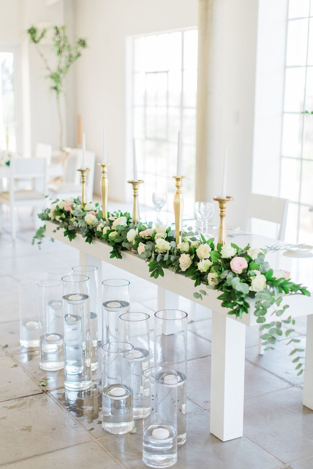 Modern Romantic Wedding at White Light by Grace Studios Photography ...