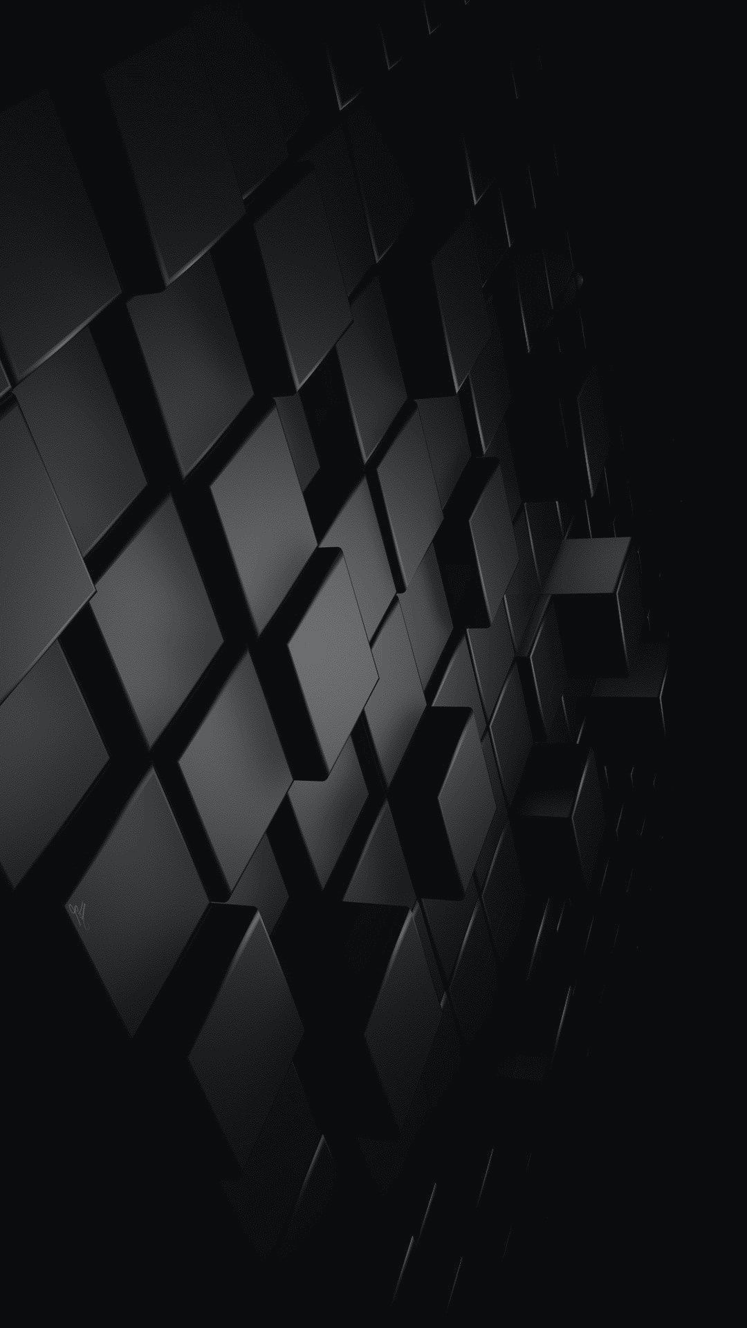 45 Solid Black iPhone Wallpapers Wallpaperspit