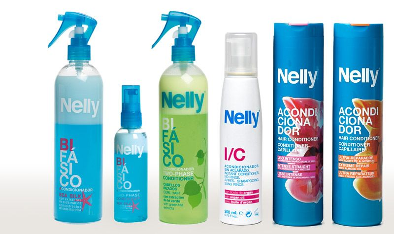 Nelly Hair Care