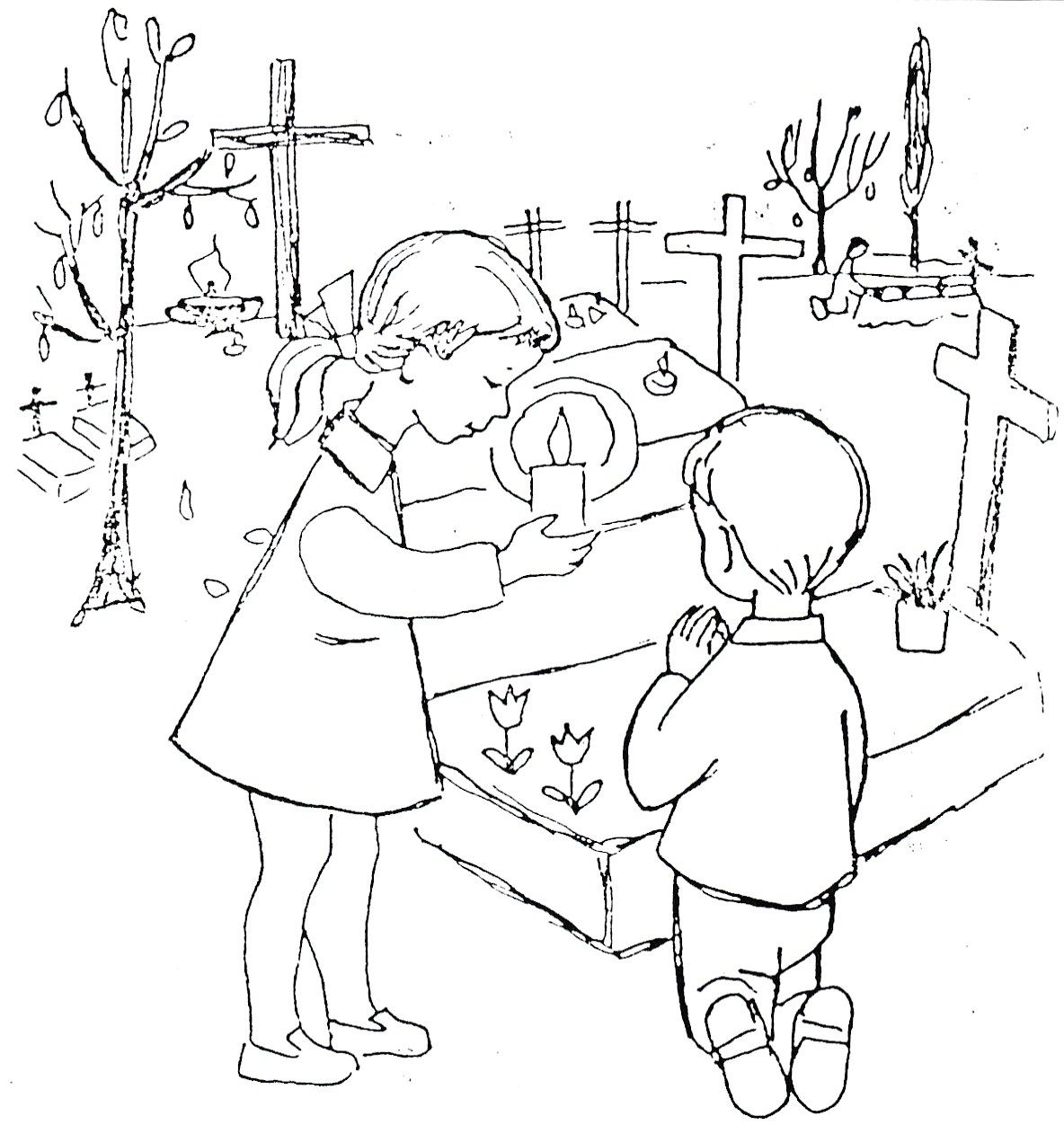 Pin By Joanna On Verouk Catholic Crafts Coloring Pages Kindergarden