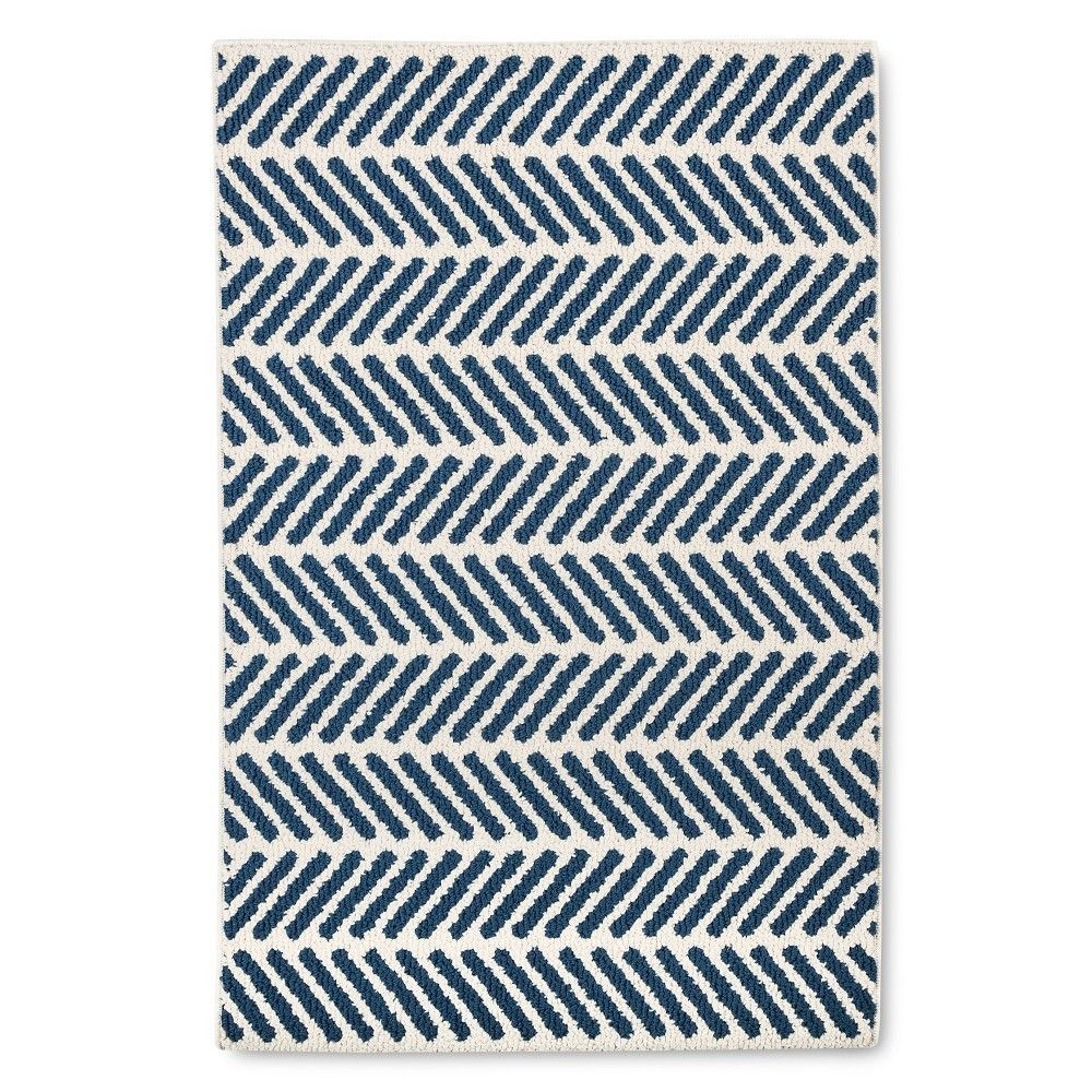 threshold chevron accent rug  products  pinterest  accent rugs  - threshold chevron accent rug
