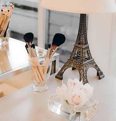 Ordinaire Have That Mini Eiffel Tower :). French Bedroom DecorBedroom ...