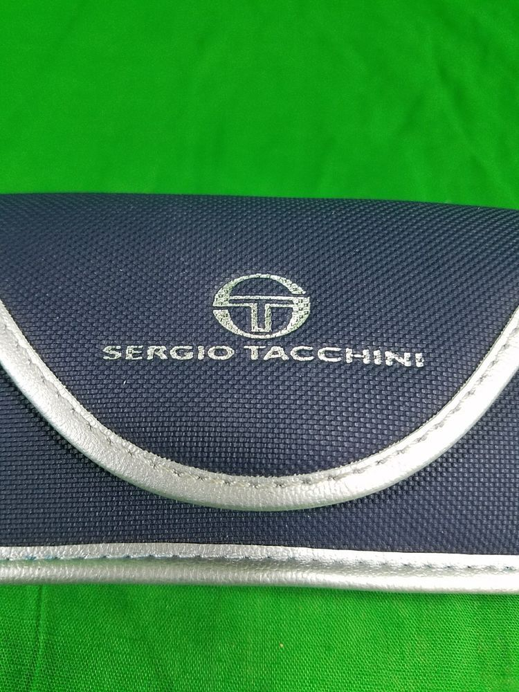 3054a80f32 Sergio Tacchini Sunglasses Case Only Soft Shell Protection Made In Italy   SergioTacchini