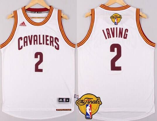 best service 24855 ca0e6 Men's Cleveland Cavaliers #2 Kyrie Irving 2016 The NBA ...